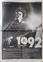 Melody Maker 2 January 1993