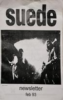 SIS Newsletter February 1993 Front Cover