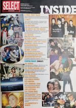 Select, November 1996 Contents