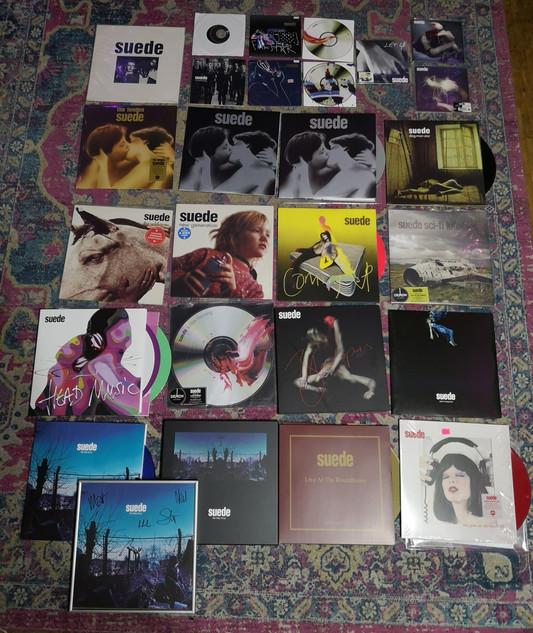 Wanda MacRae's Collection - LPs