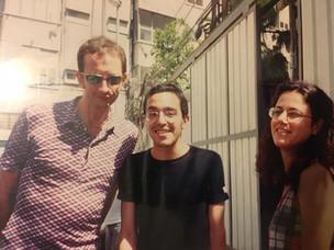 Outside IDF radio, Israel, 7 June 1997