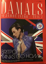 Damals 20 Jahre Intro Teil 7- Britpop July 2011 Cover