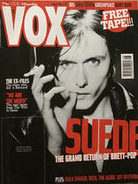 Vox August 1996 Cover