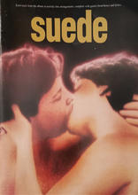 Suede Chord Book Cover