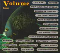 Volume Four, 14 September 1992 Cover