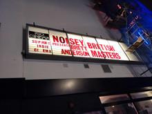 CBM - Noisey British Masters, Rio Cinema, 28 November 2018
