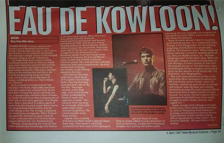 NME, 5 April 1997 pg35