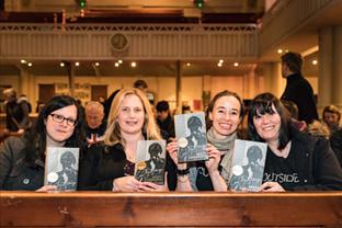 Christ Church, Bath, 15 May 2018 - Wendy Baeten, Jane Marshall, Inge Klinkers & Samantha Hand