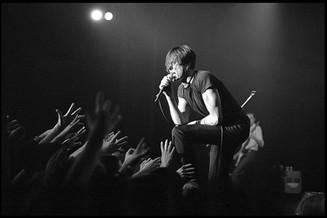 The Grand Ballroom at Manhattan Center, New York, NY, USA, 14 February 1995