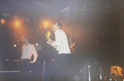 Hanover Grand, London, 27 January 1996
