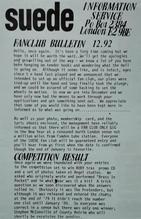 SIS Newsletter December 1992 pg1