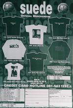 SIS Merchandise Flyer