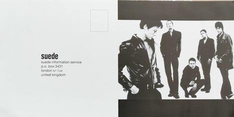 SIS Black & White Band Postcard Front