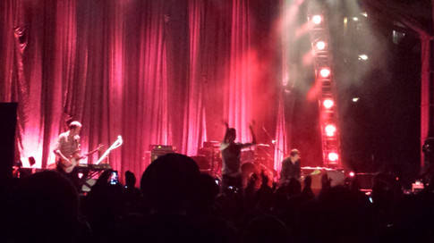 The Coliseum, Hard Rock Hotel Sentosa, 27 September 2013