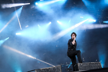 Ruisrock Festival, Finland, 6 July 2014
