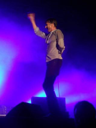 Low Cost Festival, Benidorm, Spain, 27 July 2012