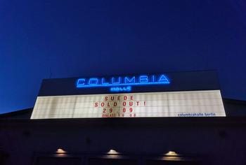 Columbia Halle, Berlin, 29 October 2018