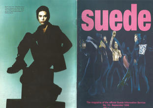 SIS #13 September 1996 Front Covers