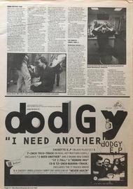 NME, 26 June 1993 - pg18