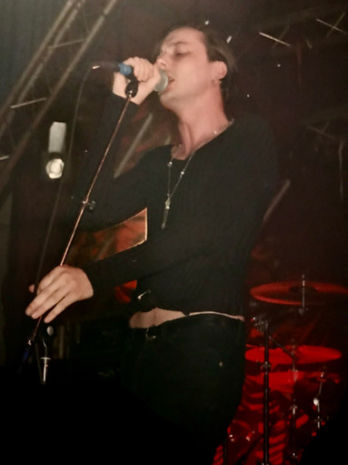 Poole Arts Centre, 21 May 1993