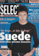 Select May 1999 Cover