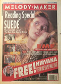 Melody Maker - Reading Special Suede 1992