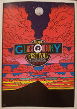 Glastonbury Programme, June 2019