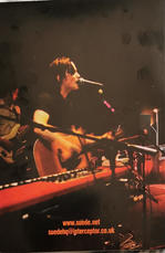 SIS #31 Summer 2002 Back Cover