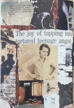 SIS #12 Summer 1996 Back Cover
