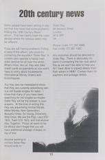 SIS #19 Spring 1998 pg10