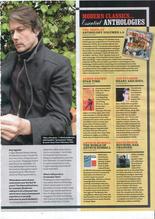 Q Magazine 30th Birthday Issue, June 2016 pg 43