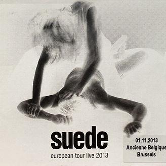 European Tour Live – Ancienne Belgique, Brussels