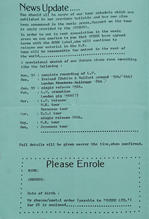 SIS Newsletter September 1992 pg2