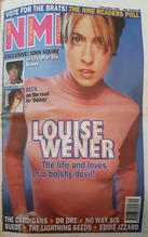 NME 7 December 1996 Cover