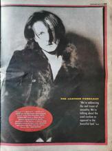 Melody Maker, 25 April 1992 pg29