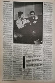 NME, 20 March 1993, pg30