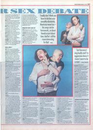 Melody Maker 12 December 1992 p27