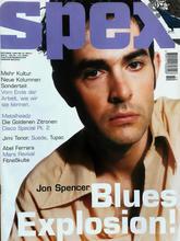 Spex October 1996 Cover