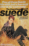 Suede The Chord Song Book