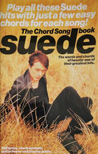 Suede The Chord Song Book Cover