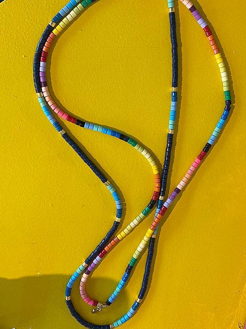 Long Laguna necklace