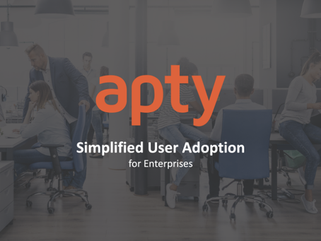 Why We Invested in Apty