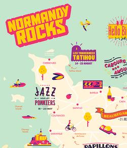 Normandy Rocks !