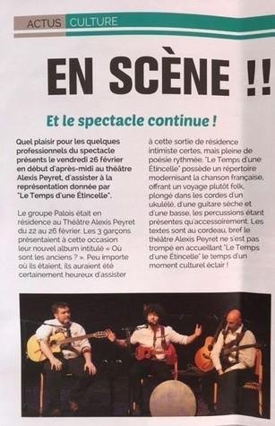Serres-castet Magazine