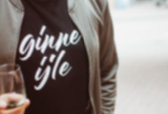 T-shirt Ginne Ijle