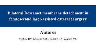Bilateral Descemet membrane detachment i