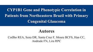 CYP1B1 Gene and Phenotypic Correlation i