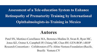 Assessment of a Tele-education System to