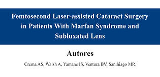 Femtosecond Laser-assisted Cataract Surg