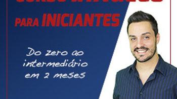 Curso de inglês para iniciantes: 397 reais